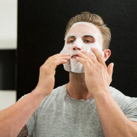 HOMMEFACE Ultimate Facial Sheet Mask for Men