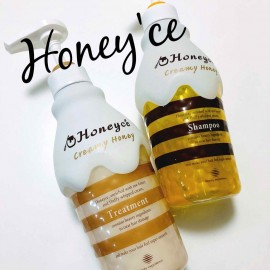 Honeyce Creamy Honey Shsampoo and Treatment