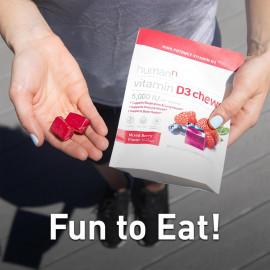 HumanN Vitamin D3 Chews