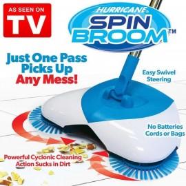 Hurricane Spin Broom