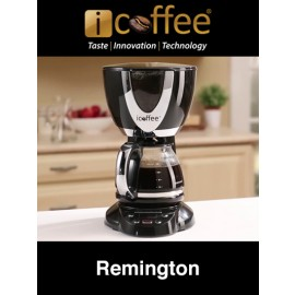 iCoffee® multi-cup coffee SteamBrew™