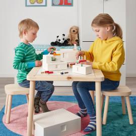 IKEA and LEGO BYGGLEK functional storage
