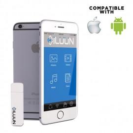 iLuun - Smart Wireless Storage Drive