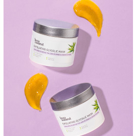 InstaNatural Exfoliating Glycolic Face Mask