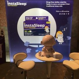 InstaSleep - SAY GOODNIGHT TO SLEEPLESS NIGHTS
