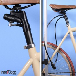 Interlock - Crosstown Post Bicycle Lock