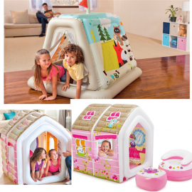 INTEX inflatable children's tent
