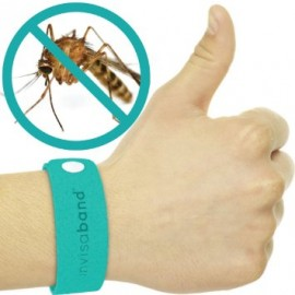 invisaband All Natural Mosquito Repellent Bracelets