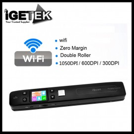 Iscan WIFI Mini Portable Scanner