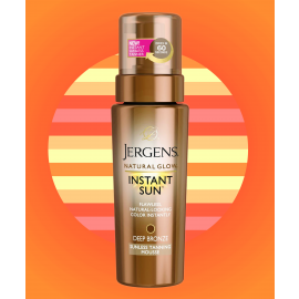 Jergens Natural Glow Instant Sun Tanning