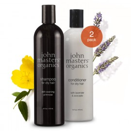 John Masters Organics - Dry Hair Duo Set