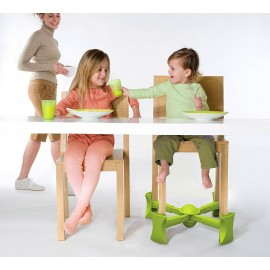 KABOOST BOOSTER SEAT - GOES UNDER THE CHAIR