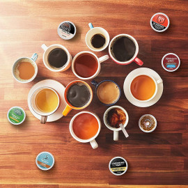 Keurig Flavored Coffee Collection