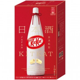 Kit Kat mini sake