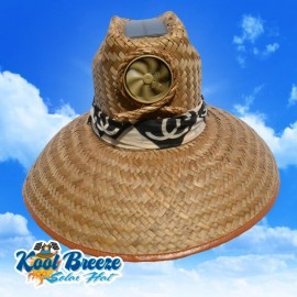 Kool Breeze Solar Hat