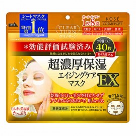 Kose Clear Turn Aging care Mask EX