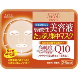 Kose Clear Turn Essence Facial Mask