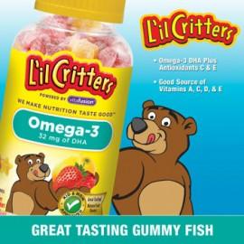 L'il Critters Omega-3 DHA