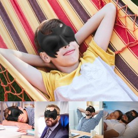 LANGRIA Superhero Eye Mask