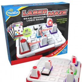 Laser Maze - Beam-Bending Logic Maze Game