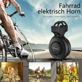 LESOVI Electric Bike Horn