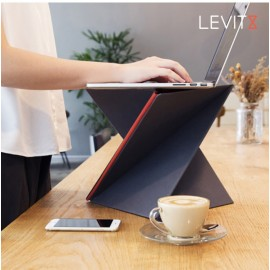 LEVIT8 - The Flat Folding Portable Standing Desk