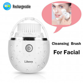 Liberex Sonic Vibrating Facial Cleansing Brush