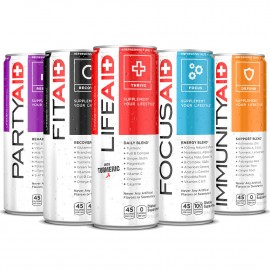 LIFEAID Functional Beverage Drinks