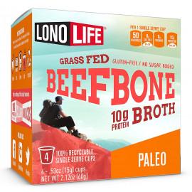 Lonolife Grass-Fed Beef Bone Broth Kcups