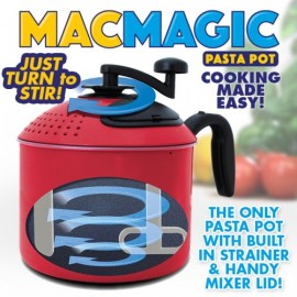 Mac Magic Pasta Pot