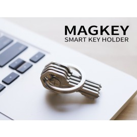 MagKey - Magnetic Smart Key Holder