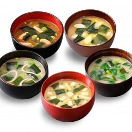 Marukome instant soup