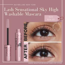 Maybelline Sky High Washable Mascara