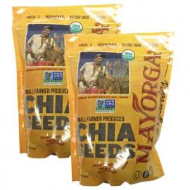 Mayorga USDA Certified Organic Chia Seed