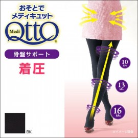 Medi QTTO Body Shape tights pelvic support