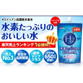 Melodian Hydrogen Water Power