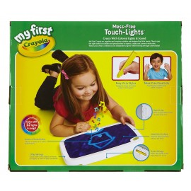 MESS FREE TOUCH LIGHTS