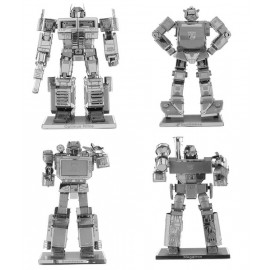 Metal Earth 3D Laser Cut Model Transformers