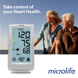 Microlife® Premium Touch Screen Blood Pressure Monitor