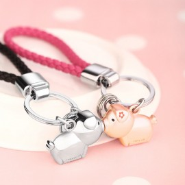 MILESI Sweet Kissing Keychain