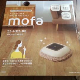 Mofa - Microfiber mop robot
