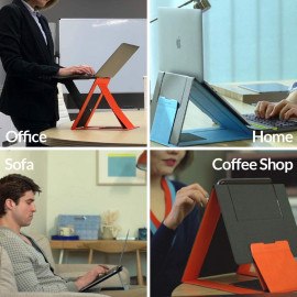MOFT Z invisible sit stand laptop desk