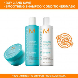 Moroccanoil Shampoo and Conditioner