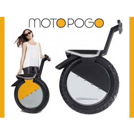 MOTO POGO the Self Balancing Motorcycle