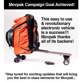Movpak - Electric Vehicle Backpack
