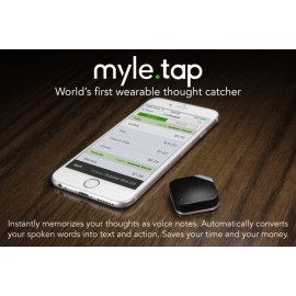 MYLE TAP- Wearable Thought Catcher