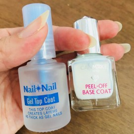 Nail nail volume gel top coat