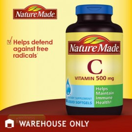 NatureMade Vitamin C