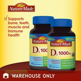 NatureMade Vitamin D