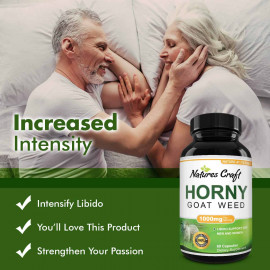 Natures Craft Horny Goat Weed